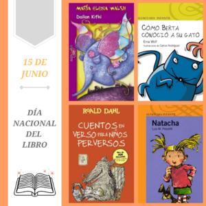 Junio: Día del Escritor/a y del Libro en Argentina